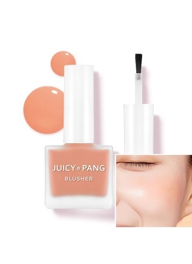 Missha A'Pıeu Juicy-Pang Water Blusher (Or01) Oranj